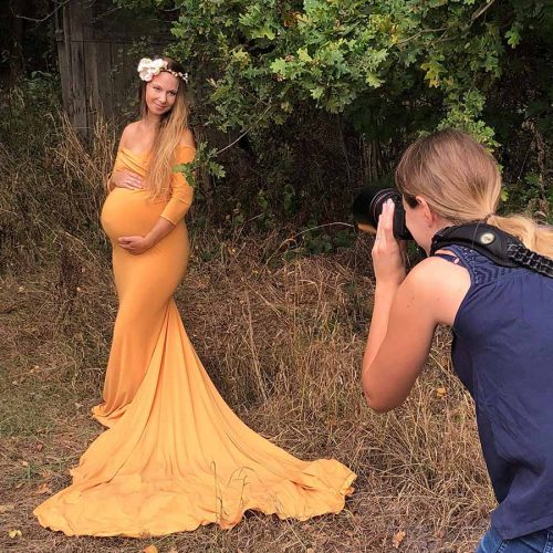 Making of - Babybauch Shooting