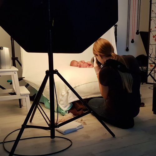 Making of - Newborn Shooting Beanbag